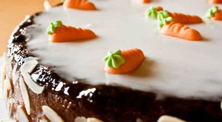 Amerikaanse Carrot Cake